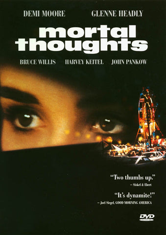 Mortal Thoughts DVD Movie