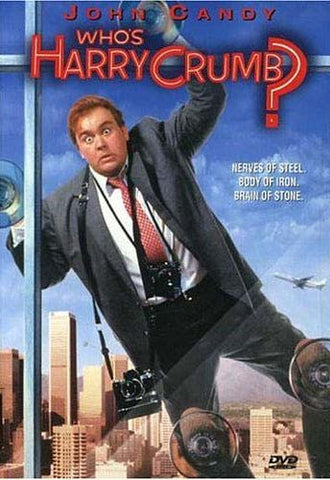 Who's Harry Crumb? DVD Movie