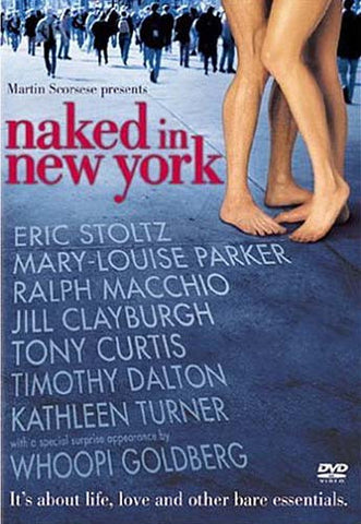 Naked in New York DVD Movie