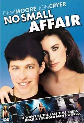 No Small Affair DVD Movie