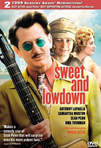 Sweet and Lowdown DVD Movie