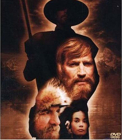 The Mountain Men DVD Movie