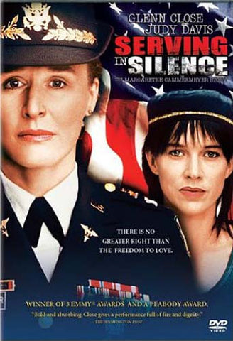 Serving in Silence - The Colonel Margarethe Cammermeyer DVD Movie