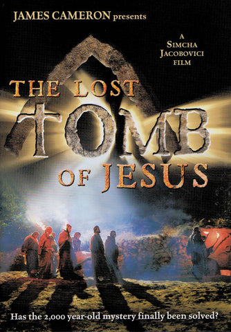 The Lost Tomb of Jesus DVD Movie