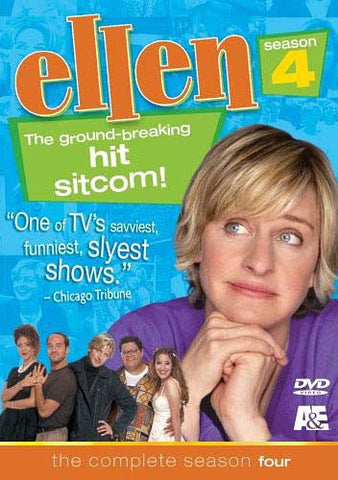 Ellen - The Complete Season Four (Boxset) DVD Movie