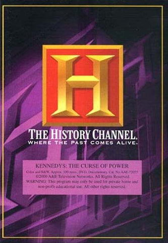 Kennedys - The Curse of Power DVD Movie