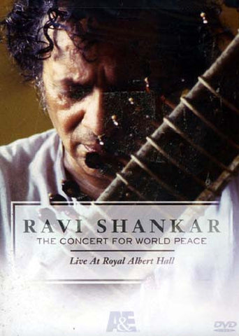 Ravi Shankar - The Concert for World Peace DVD Movie