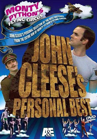 Monty Python's Flying Circus - John Cleese's Personal Best (A And E) DVD Movie