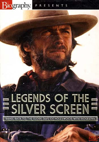Legends of the Silver Screen - Biography Presents (Boxset) DVD Movie