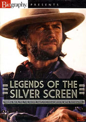 Legends of the Silver Screen - Biography Presents (Boxset)