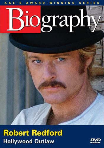 Robert Redford - Hollywood Outlaw (Biography) DVD Movie