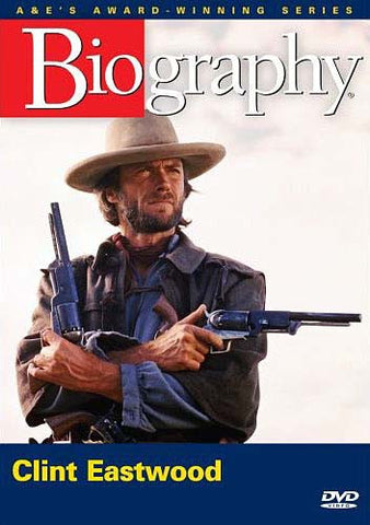 Clint Eastwood - Biography DVD Movie