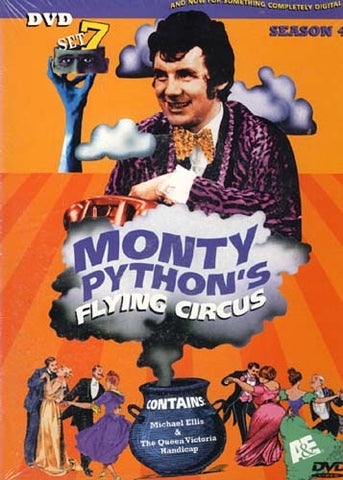 Monty Python's Flying Circus Season 4 - Set 7 (Episode 40-45) (Boxset) DVD Movie