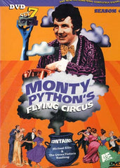 Monty Python's Flying Circus Season 4 - Set 7 (Episode 40-45) (Boxset)