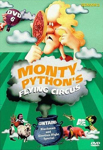 Monty Python's Flying Circus - Season 2 -Vol 6 DVD Movie