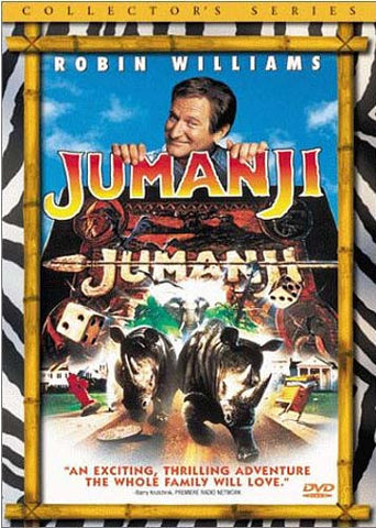 Jumanji (Collector s Series) DVD Movie