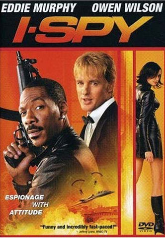 I-Spy DVD Movie