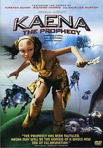 Kaena - The Prophecy DVD Movie
