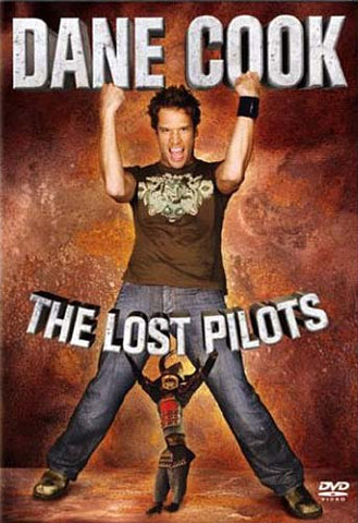 Dane Cook - The Lost Pilots DVD Movie