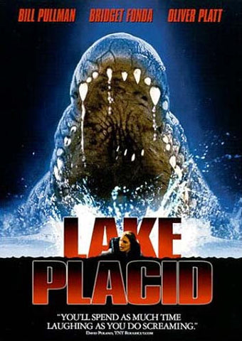 Lake Placid (Widescreen) DVD Movie