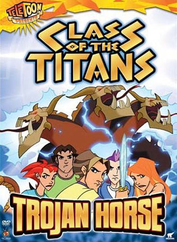 Class Of The Titans - Trojan Horse DVD Movie