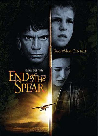 End of the Spear DVD Movie
