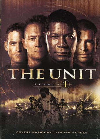 The Unit - The Complete First Season (Boxset) DVD Movie