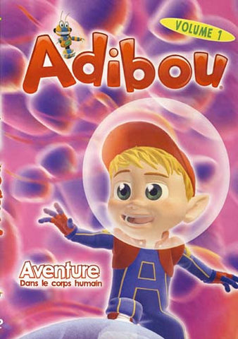 Adibou - Aventure Dans Le Corps Humain, Volume 1 DVD Movie