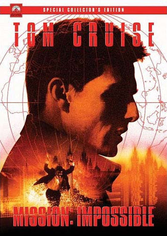 Mission Impossible (Special Collector's Edition) DVD Movie