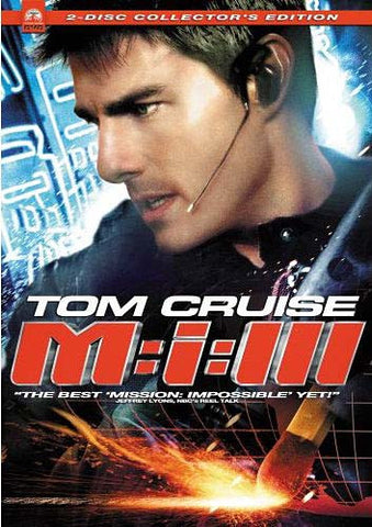 Mission Impossible III (3) (Two-Disc Collector's Edition) DVD Movie