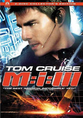 Mission Impossible III (3) (Two-Disc Collector's Edition)