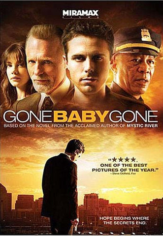 Gone Baby Gone (Widescreen)(Bilingual) DVD Movie