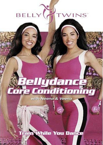 Bellydance Core Conditioning - Belly Twins DVD Movie