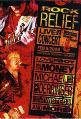 Rock Relief - Live In Concert