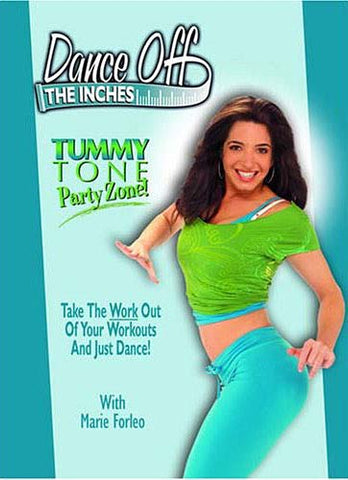 Dance Off the Inches - Tummy Tone Party Zone! DVD Movie
