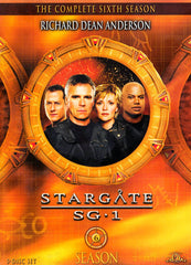 Stargate SG-1 (The Complete Sixth (6) Season) (Boxset)