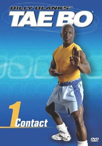 Billy Blanks' Tae Bo - Contact 1 DVD Movie