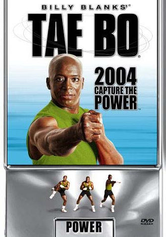 Billy Blanks' Tae Bo 2004: Capture the Power DVD Movie