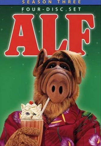 ALF - Season Three (Boxset) DVD Movie