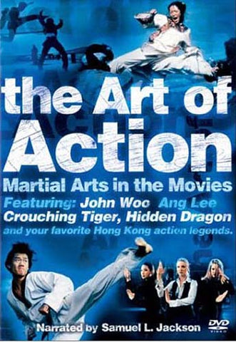 The Art of Action - Martial Arts in the Movies DVD Movie