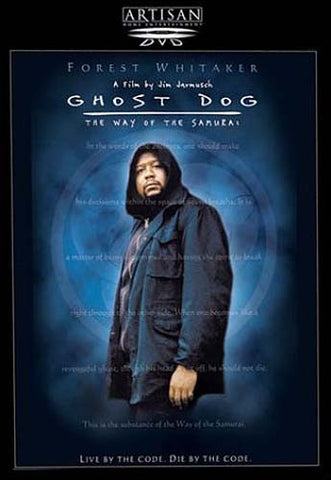 Ghost Dog - The Way of the Samurai DVD Movie