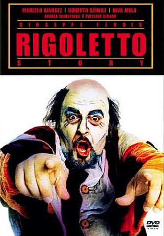 Giuseppe Verdi s Rigoletto Story DVD Movie