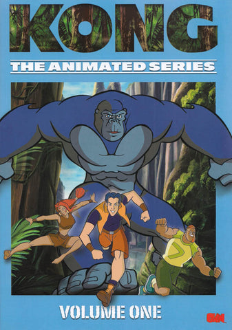 Kong - The Animated Series - Vol. 1 DVD Movie