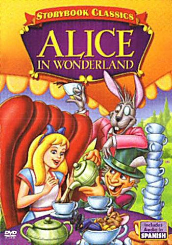 Alice in Wonderland (Storybook Classic) DVD Movie