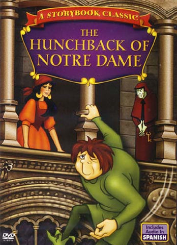 The Hunchback Of Notre Dame (A Storybook Classic) DVD Movie