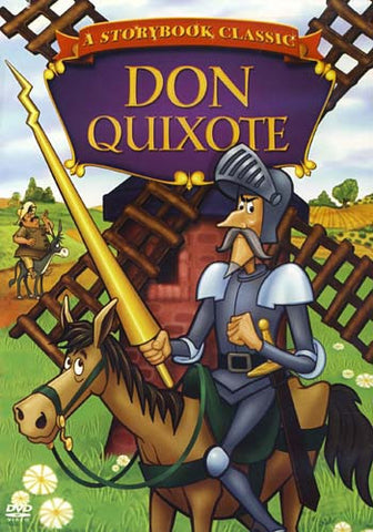 Don Quixote (Storybook Classic) DVD Movie