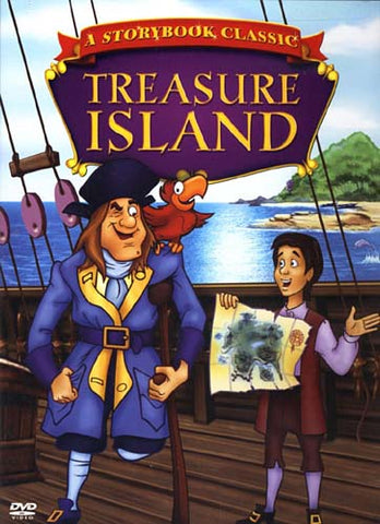 Treasure Island - A Storybook Classic DVD Movie