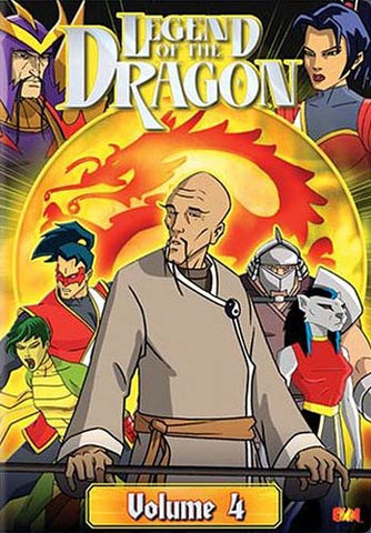 Legend of the Dragon - Vol. 4 DVD Movie