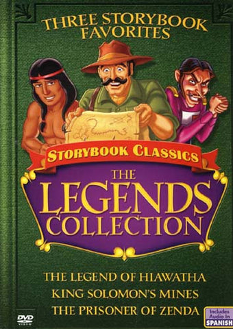 The Legends Collection - Story Book Classics (Boxset) DVD Movie