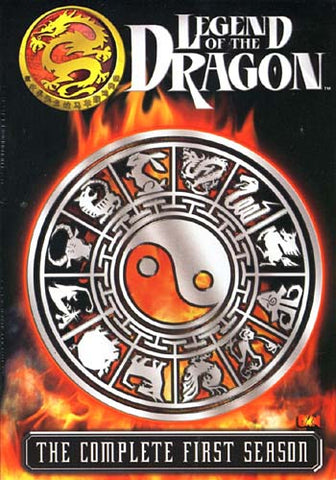 Legend of the Dragon - The Complete First Season - Vol.1-5 (Boxset) DVD Movie